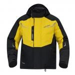 Куртка для катания на снегоходе Ski-Doo Absolute 0 желтая