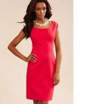 красное платье из Ideeli