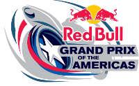 RedBull MotoGP на треке Circuits of America