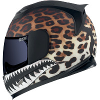 Мотошлем Icon Airframe Sauvetage Flying Leopard