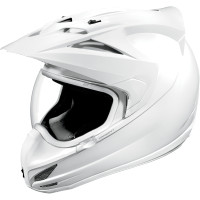 Мотошлем Icon Variant Gloss White